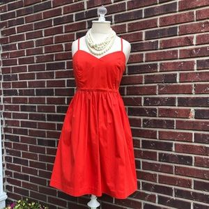 Red Gap Sundress